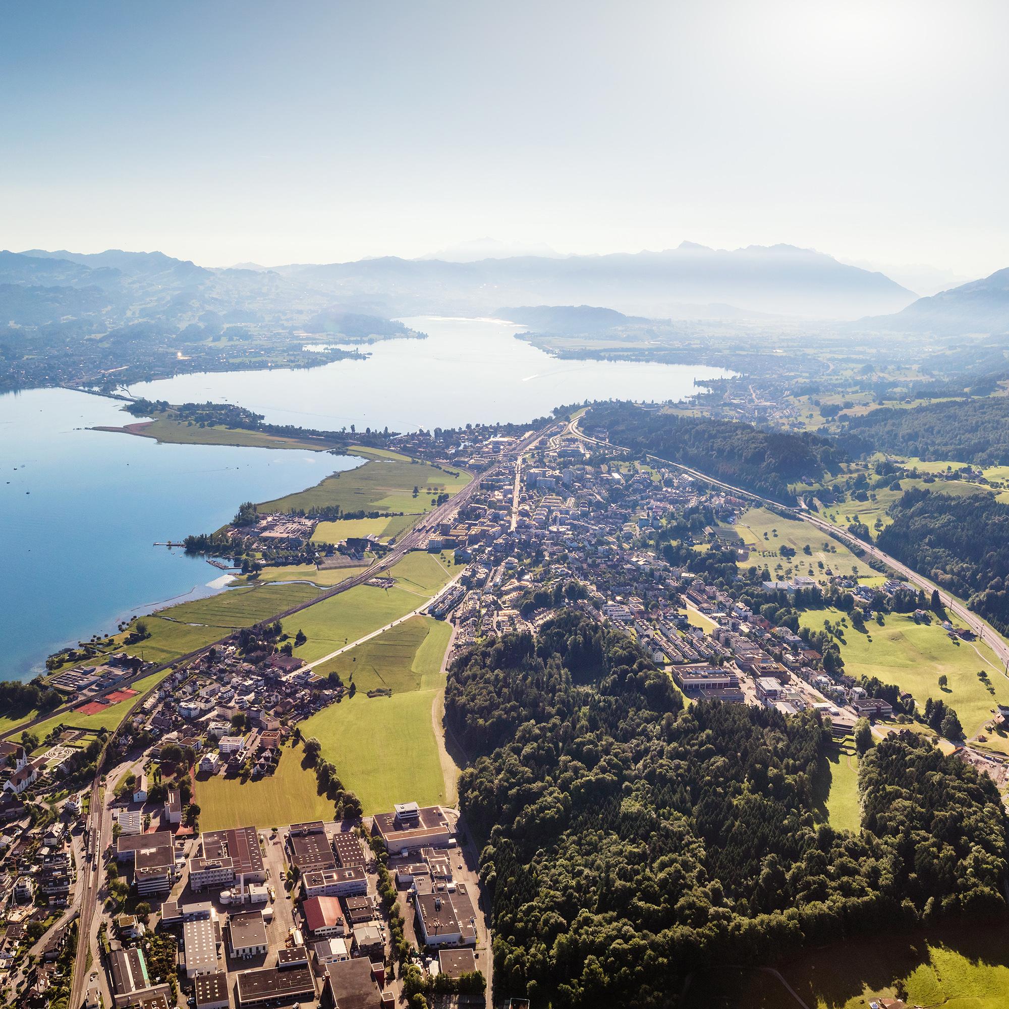 Luftaufnahme_Agglo_Obersee